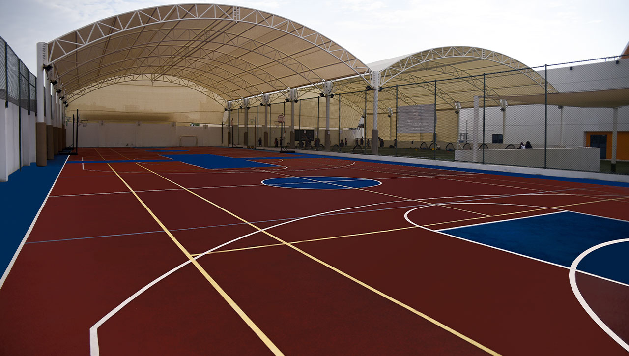 Kings College Doha Tenis Court - Facilities