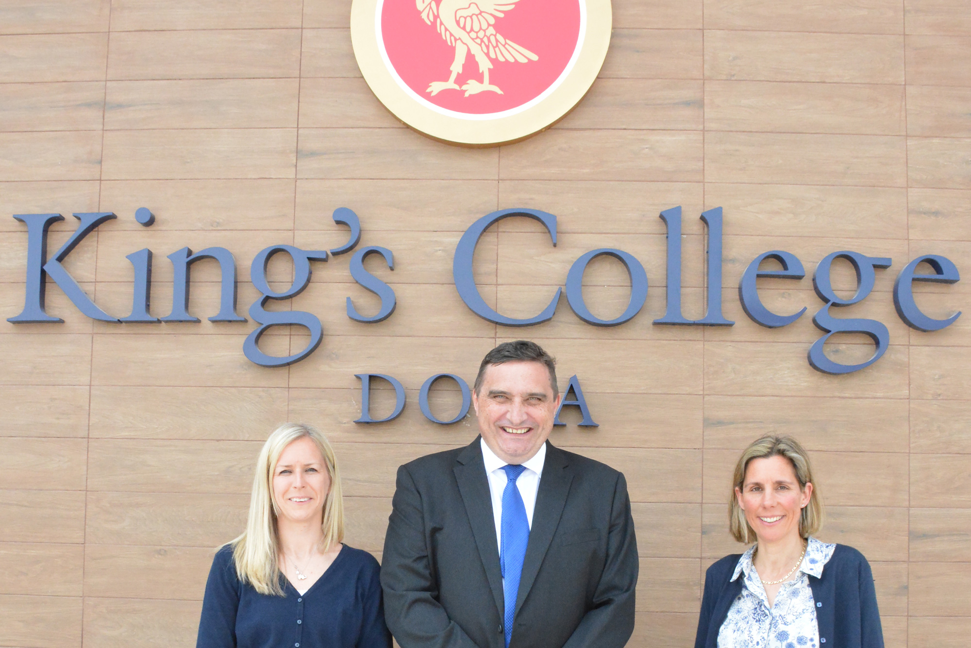 TauntonVisitors2019 - King's College UK Visit King's College Doha